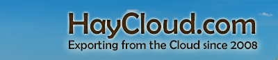 HayCloud - Exporting from the Cloud since 2008